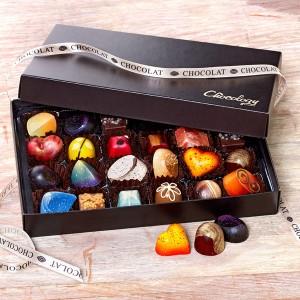 24 piece chocology box