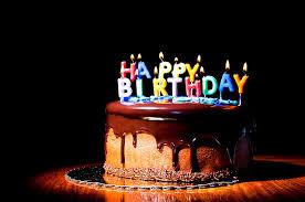 Happy BD Choc Cake 1