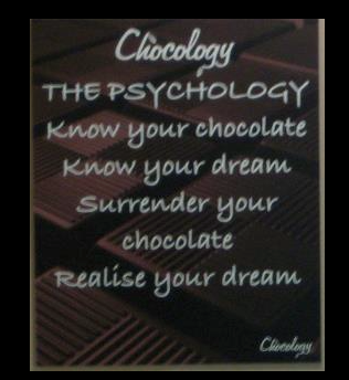 Chocology Quote