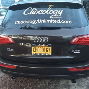 Chocology Car