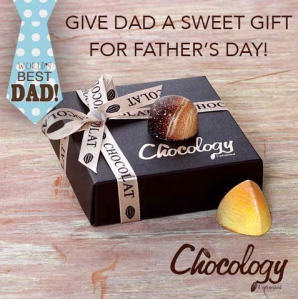Chocology Fathers Day