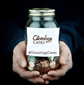 Chocology Cares