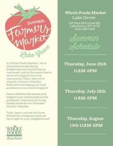 Whole Foods Market Flyer